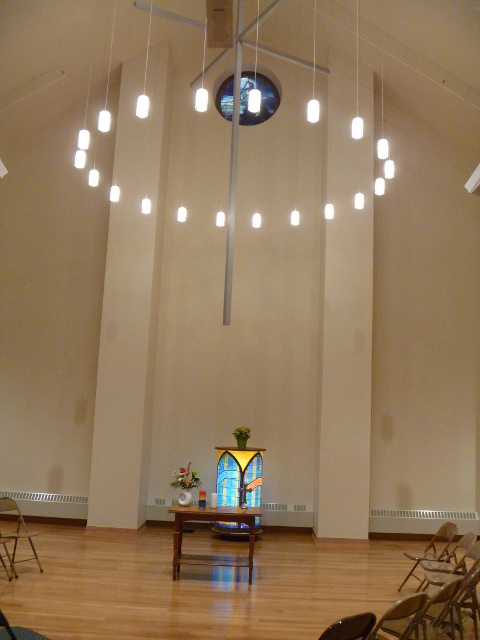 North Sanctuary at SpringHouse